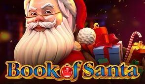 Book of Santa в Украине на сайте Casino X