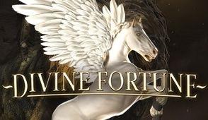 Игровой автомат Divine Fortune в Казино Х